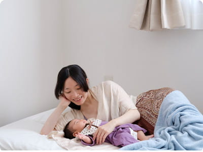 産後のイメージ写真